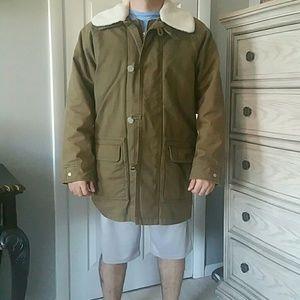 Mens armani winter jacket